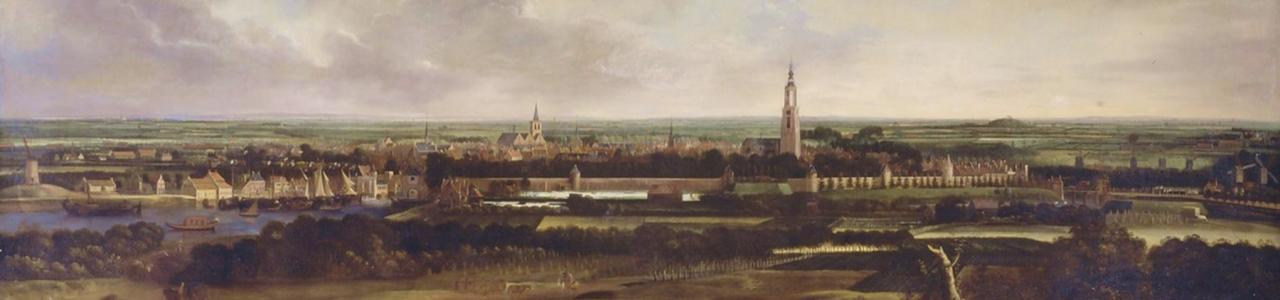 View of Amersfoort